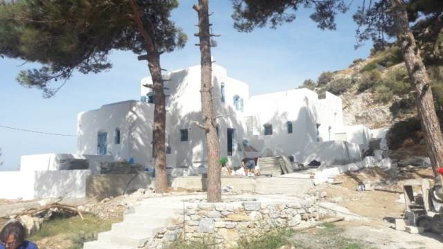 (For Sale) Residential Residence complex || Cyclades/Naxos-Drymalia - 440 Sq.m, 12 Bedrooms, 1.500.000€